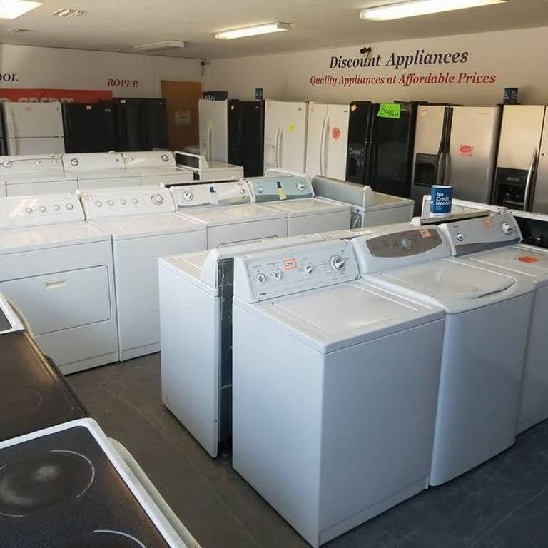 Discount Appliances Used Appliances Amp Appliance Repair