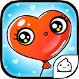 Love Evolution - Idle Kawaii Balls Clicker Game