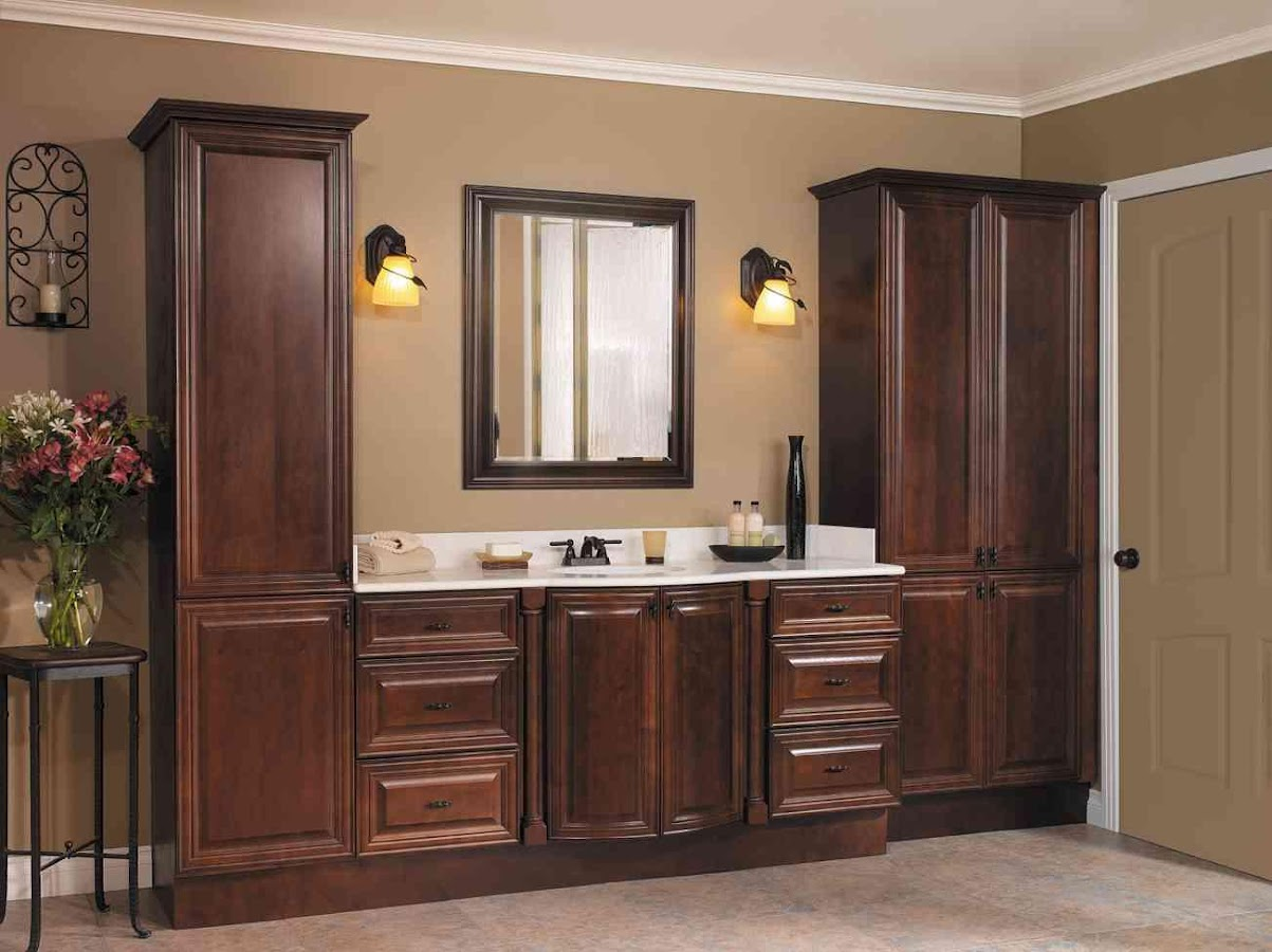Bathroom wall cabinets ideas - Bathroom Cabinet Ideasandroid Apps On Google Play