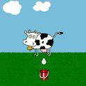 Cow Milking icon