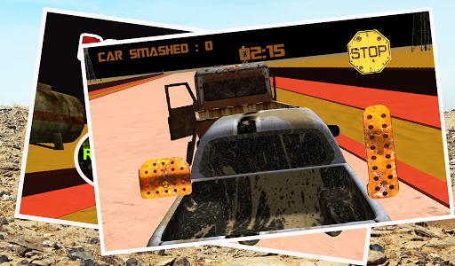 Hill Desert Traffic Racing