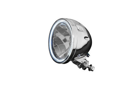 Headlight with Led-Ring
