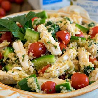 Quinoa Vegetable Salad Dressing Recipes