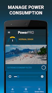 PowerPro: Battery Saver - manage your battery life Screenshot