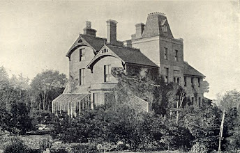 Photo: The Dell, Grays, Essex. Wallace built this house and lived there between 25 March 1872 and July 1876. Photographer: ? First published in Wallace's My Life (1905) and scanned from that publication. Copyright of scan: A. R. Wallace Memorial Fund & G. W. Beccaloni.