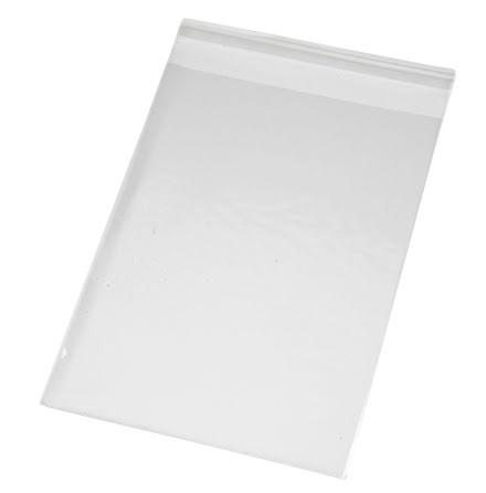 Cellofanpåse 12,5x17,5 200/fp