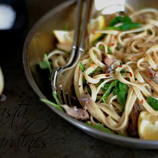 Sardine Pasta Recipes