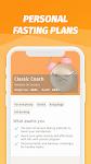 screenshot of BodyFast Intermittent Fasting Tracker - Diet Coach