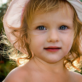 Goldilocks by Aleksandar Milosavljević - Babies & Children Child Portraits