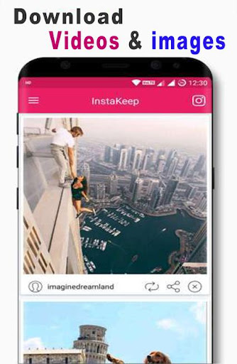 Foto do Image & Video, Stories Downloader for instagram