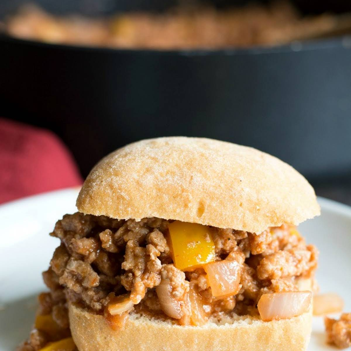 The Best Sloppy Joe