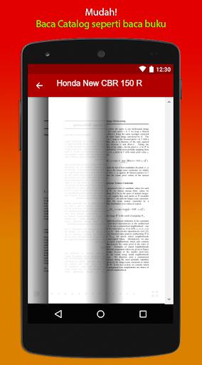 E-Catalog Motor Honda 3.1 screenshots 10