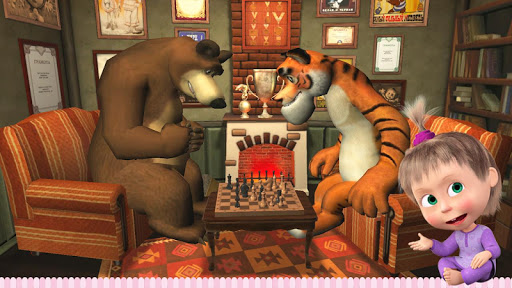 Masha and the Bear: Good Night! 1.2.1 screenshots 5