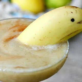 Frozen Banana Daiquiri.
