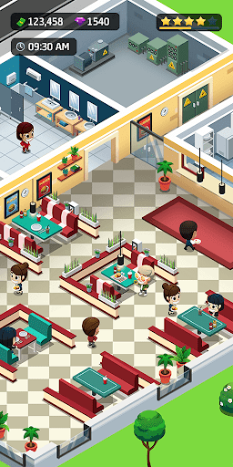 Idle Restaurant Tycoon - Build a restaurant empire 0.16.0 screenshots 13