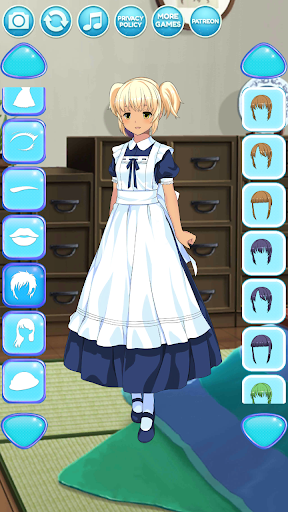 Japanese Girl Dress Up android2mod screenshots 3