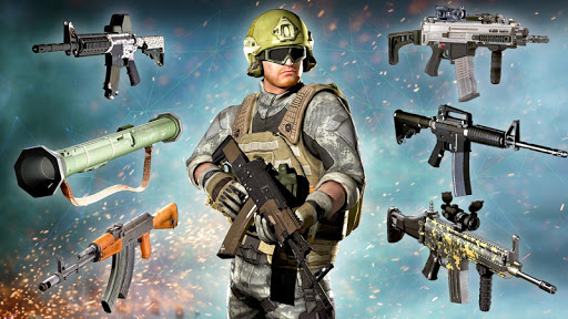 Air Force Shooter 3D - Helicopter Games 9.5 screenshots 7
