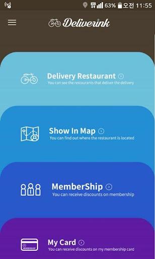 Deliverink:Food Delivery  screenshots 2