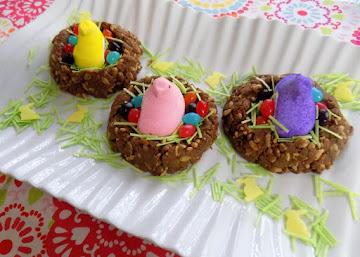 Easter Bird Nests Recipe