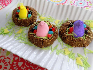 Easter Bird Nests Recipe