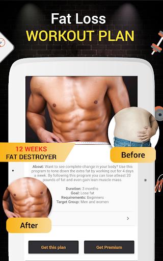 Pro Gym Workout (Gym Workouts & Fitness) 5.4 Screenshots 14
