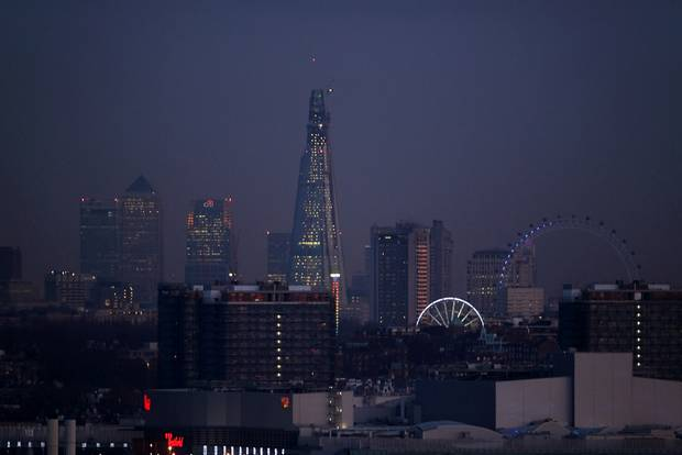 Photo: The Shard: Where are all the tenants?  It cost £450m to build and will open tonight with a dazzling fanfare - so why are there no takers for the office space?  Read the full story at http://ind.pn/LVjDPH Picture credit: Getty Images
