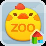 Baby ZOO LINE Launcher Theme Icon