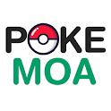 포켓몬고 출몰 지도 - 포켓모아닷컴 icon