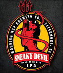 Working Man Sneaky Devil Double IPA