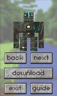 Top Golem Skins For MCPE Apps On Google Play - Skins para minecraft pe golem