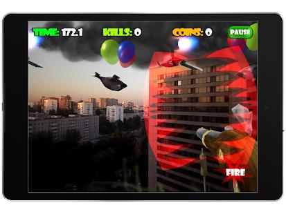 Mad Ducks AR – Duck Hunting Augmented Reality Game- screenshot thumbnail