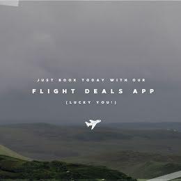 Flight Deals App - St. Patrick's Day item