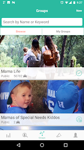 Hello Mamas- screenshot thumbnail