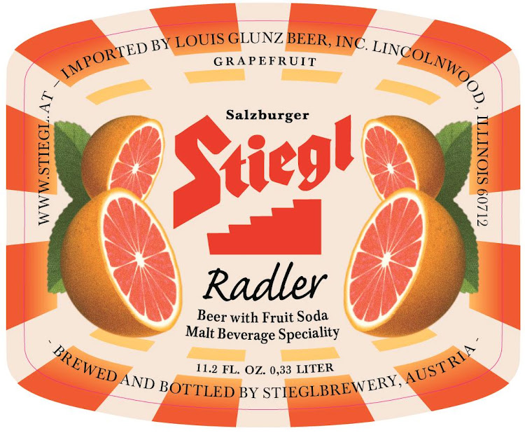 Logo of Stiegl Radler Grapefruit