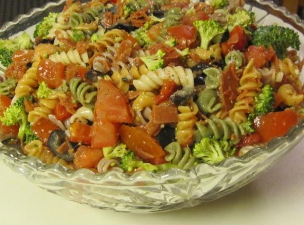 Kitty's Italian Pasta Salad Recipe