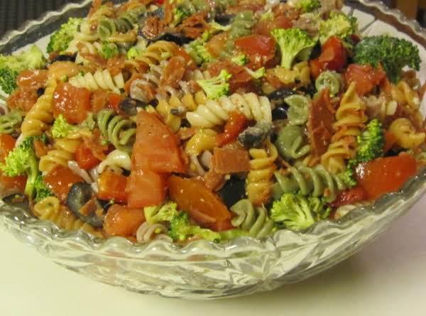 Kitty's Italian Pasta Salad