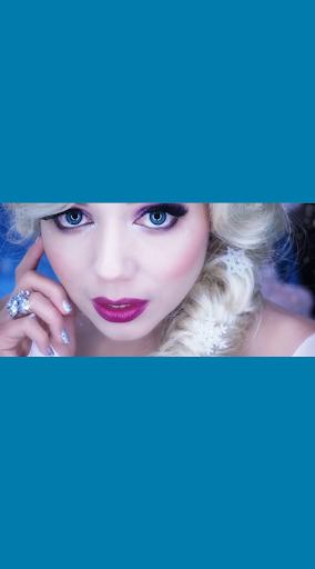 Makeup Elsa