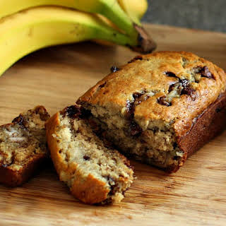 Banana Chocolate Chip Bread.