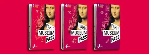 パリミュージアムパス値段お得