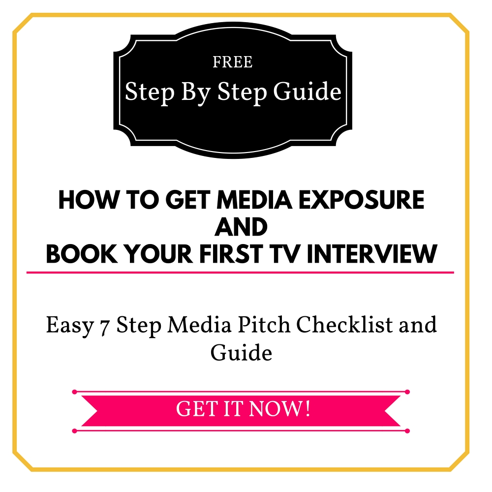 what to expect during your first local tv interview and how to what to expect during your first local tv interview and how to leverage your exposure angela chee