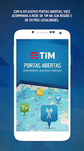TIM - Portas Abertas- screenshot thumbnail