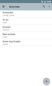 Orgzly: Notes & To-Do Lists screenshot 4