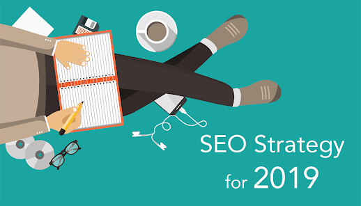 Search Engine Optimization Marketing Strategy Guide Plan for 2019