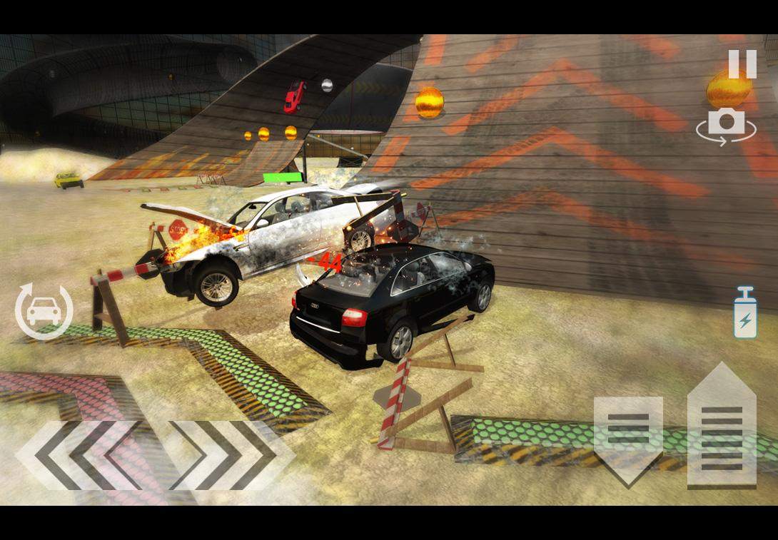Car Crash 2 Online Simulator Beam XE 2018 Reloaded - Android Apps on ...
