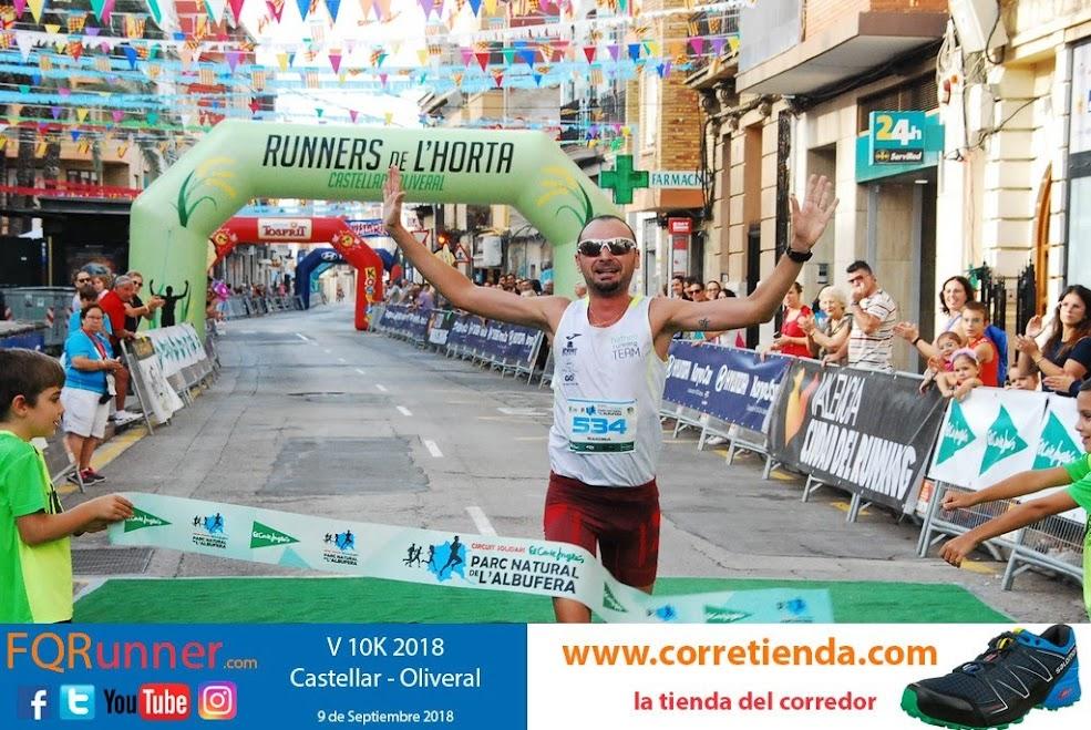 Jorge Bardisa Gomis del Bathco Running Team