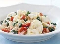 Creamy Restaurant Style Tortellini Recipe