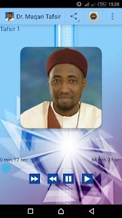 Dr. Maqari - Tafsir 2016 - náhled