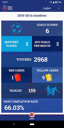 Indian Super League - Official App Apk 2