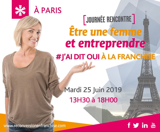 LA franchise à Paris Mairie 9 25 juin