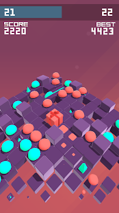 Splashy Cube: Color Run 10